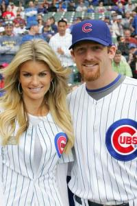 If I need to post a picture of Ryan Dempster, why not post a picture of Ryan Dempster with Marisa Miller?