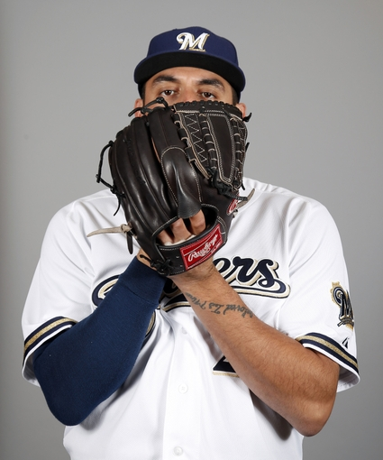 MLB: Milwaukee Brewers-Photo Day