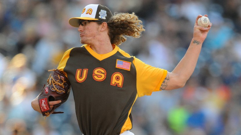 MLB: All Star Game-All Star Futures Gae